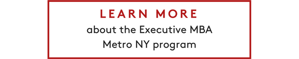 Learn more about the Executive MBA Metro NY program