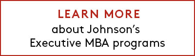 Learn more about Johnson's Executive MBA programs