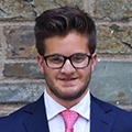 Headshot of Jack Burger '19, co-president of Reflect at Cornell