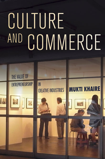 Culture and Commerce Book Cover