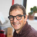 Photo of Miguel Gomez, associate professor at Dyson