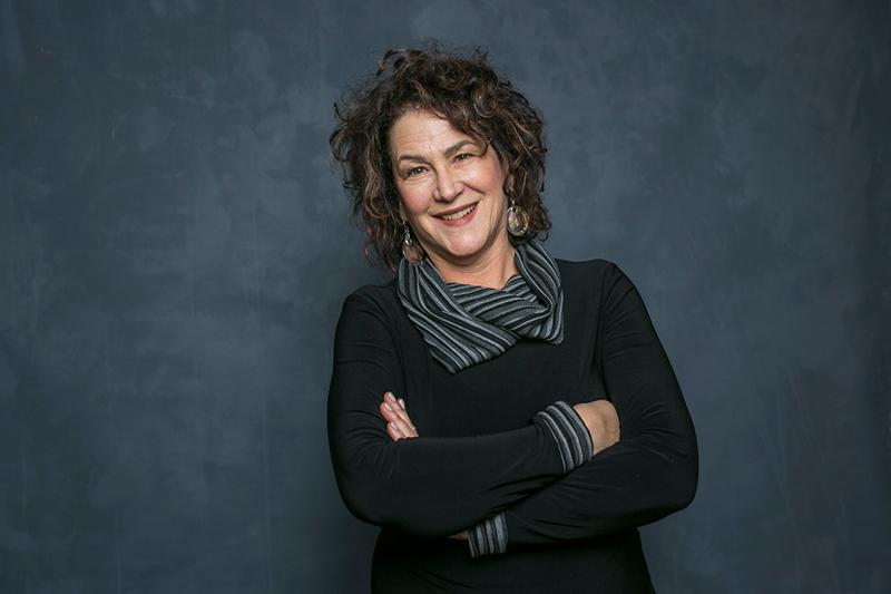 Portrait of Barbara Mink