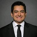 Headshot of Carlos Albites
