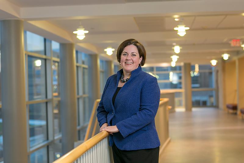 Portrait of Cheryl Stanley
