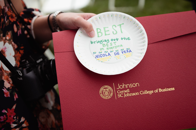 Photo of a note that says Best Bringing the Best