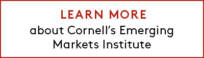 Link to learn more about the Emerging Markets Institute
