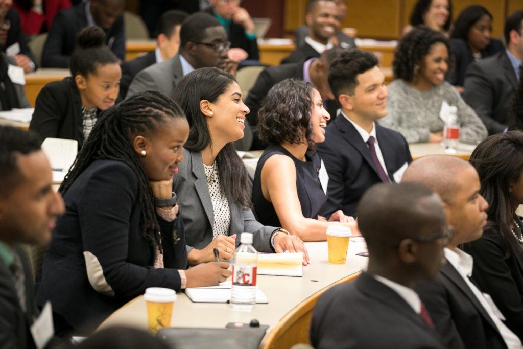 Johnson Talks at the 2016 Johnson Diversity Symposium (JDS).