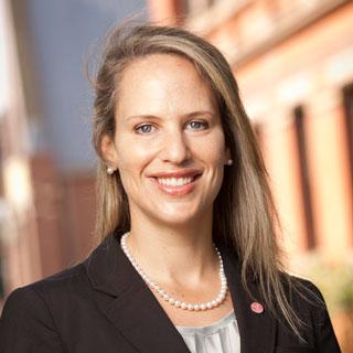 Jen Baker, MBA '12, MEng '13,