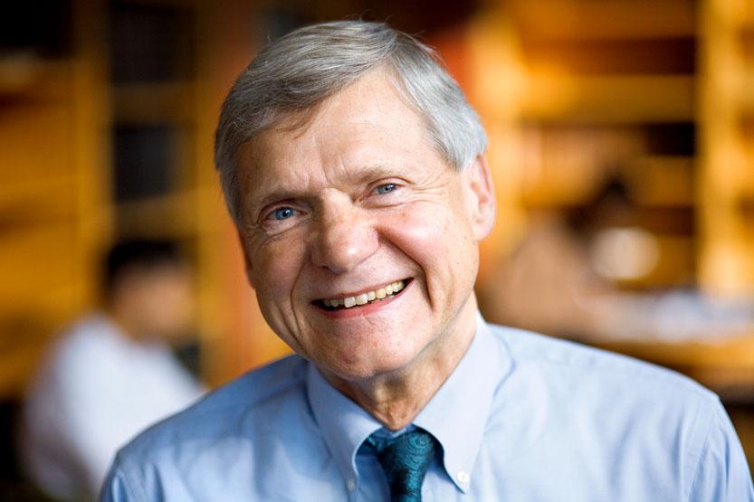 L. Joseph Thomas, Professor Emeritus, Interim Dean, Cornell SC Johnson College of Business
