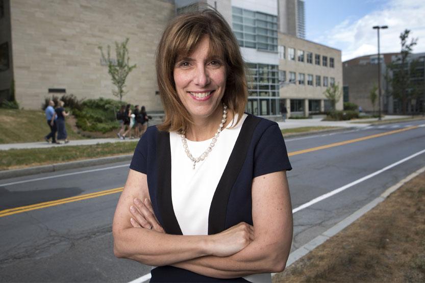Kate Walsh, E. M. Statler Professor, Dean, School of Hotel Administration