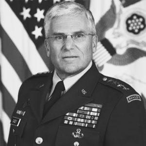 General George W. Casey, Jr., Distinguished Senior Lecturer of Leadership