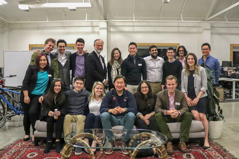 Connecting across generations, Statler Fellows discover tech