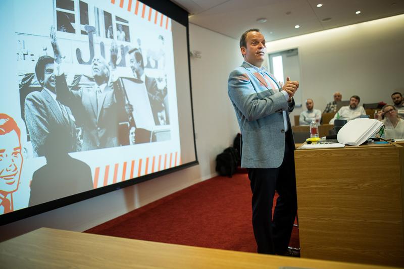 Alan Rosen's presentation