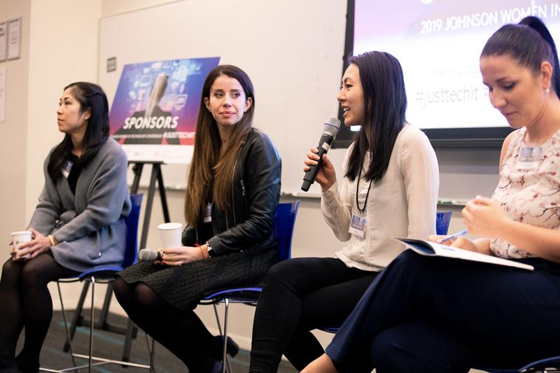 Four panelists