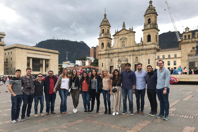 MBAs stand for in a plaza
