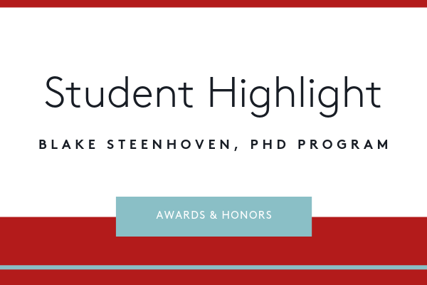 Phd Student Awarded Deloitte Doctoral Fellowship In Accounting Businessfeed Dissertation Awards Award
