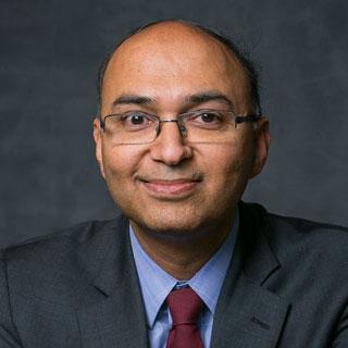 Vishal Guar Headshot