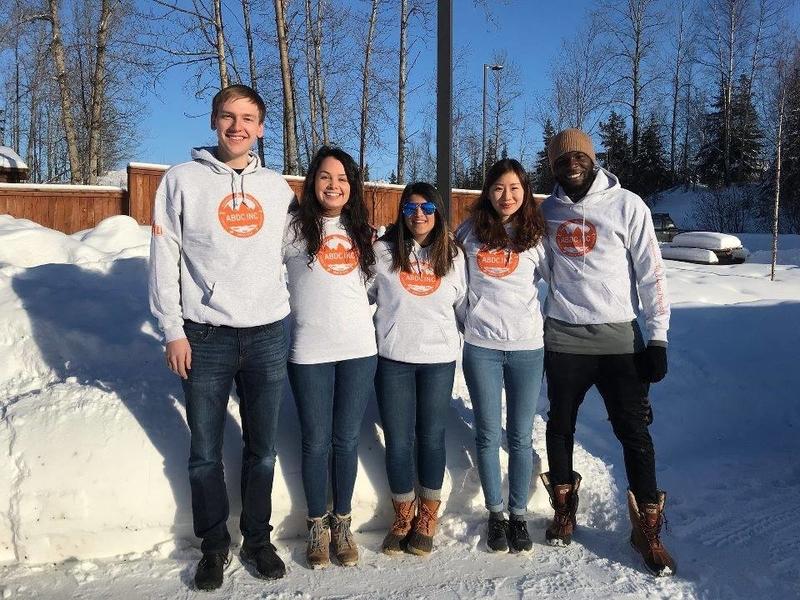 LITLAP members in rural Alaska
