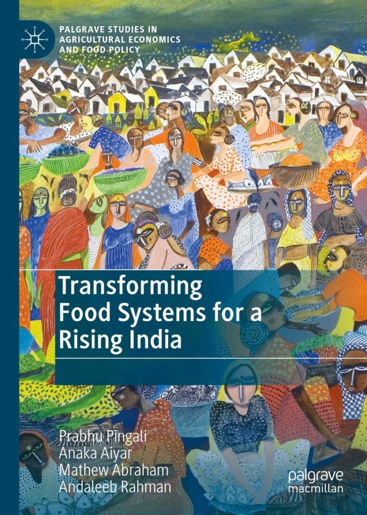 Cover of the book Transforming Food Systems for a Rising India