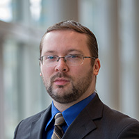 Justin Kessler, Corporate Research Associate Cornell SC Johnson College of Business