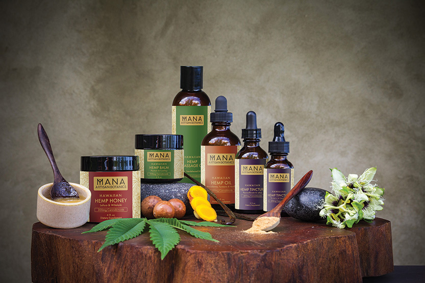 Collection of Mana products