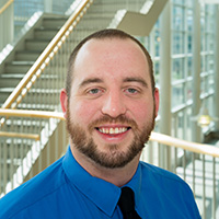 Mark Yeager, Events Coordinator Cornell SC Johnson College of Business