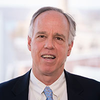 Peter S. Krieger, Director, External Relations and NYC Lead SC Johnson College of Business