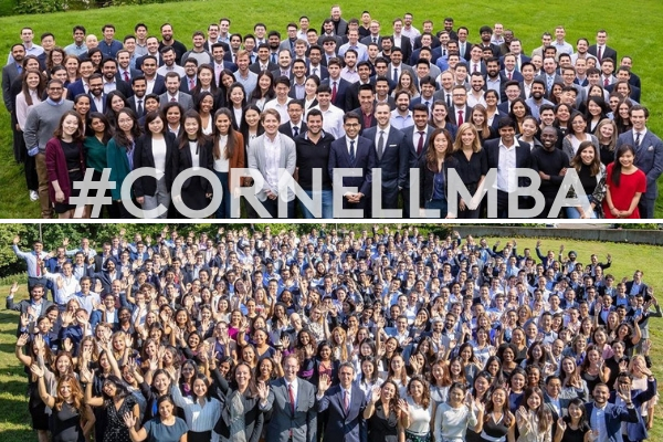 Welcoming Johnson's residential MBA classes of 2020 and 2021 | BusinessFeed