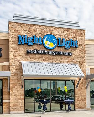 Night Light Pediatric Urgent Care store front