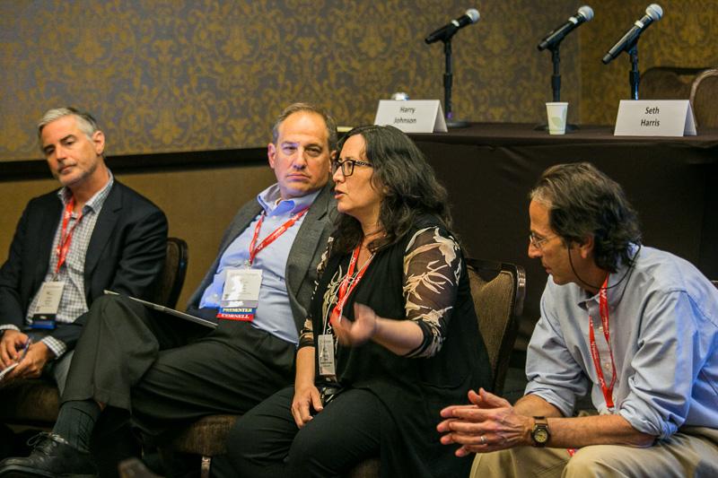 Panel participants