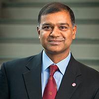 Founding Provost Rohit Verma