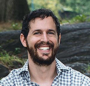 portrait of Brendan Burns