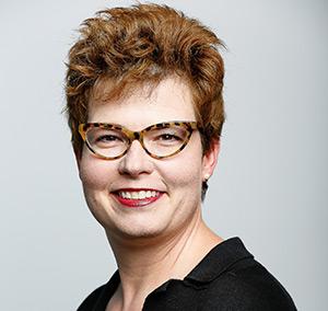 portrait of Melinda Byerley