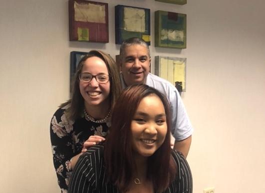 Quyen, Emma, and Tassos