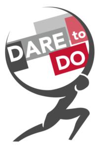 HEC 95 logo: Dare to Do.