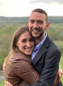 Ryan Moran and Katie Colton
