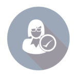 Quality Assurance Icon: Academic Consulting