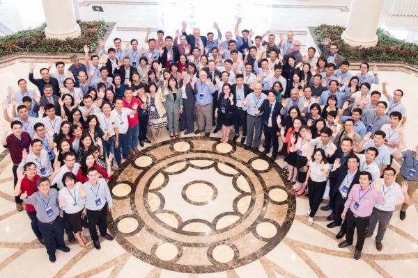 Group Photo of VinUni Staff attending teaching workshop