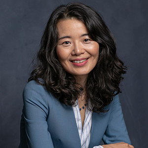 Helen Chun portrait