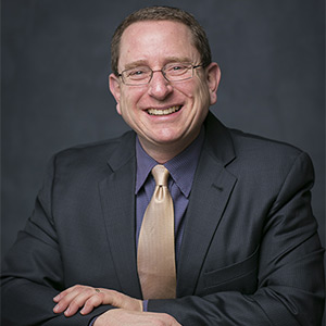 Mark Milstein portrait