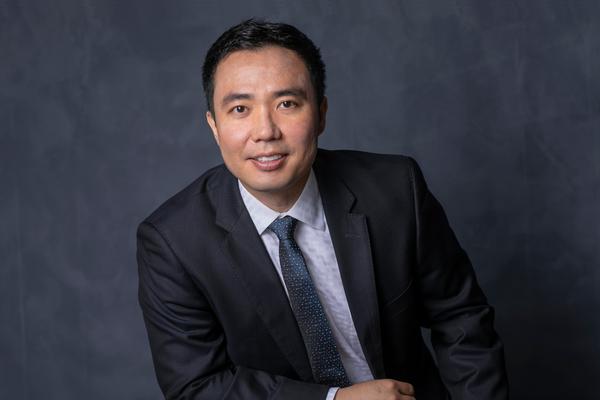 Profile photol of Associate Professor Will Cong, Rudd Family Professor of Management