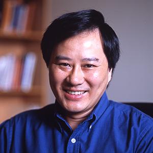 Ming Huang portrait