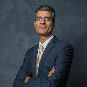 Sanjeev Bhojraj portrait