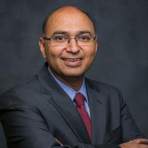 Vishal Gaur portrait