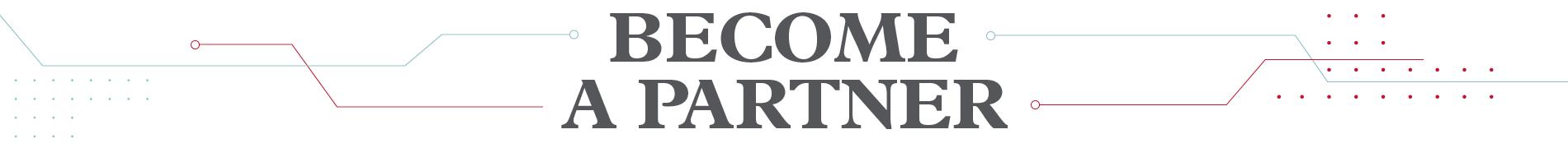 Cornell Fintech Heading: Become A Partner
