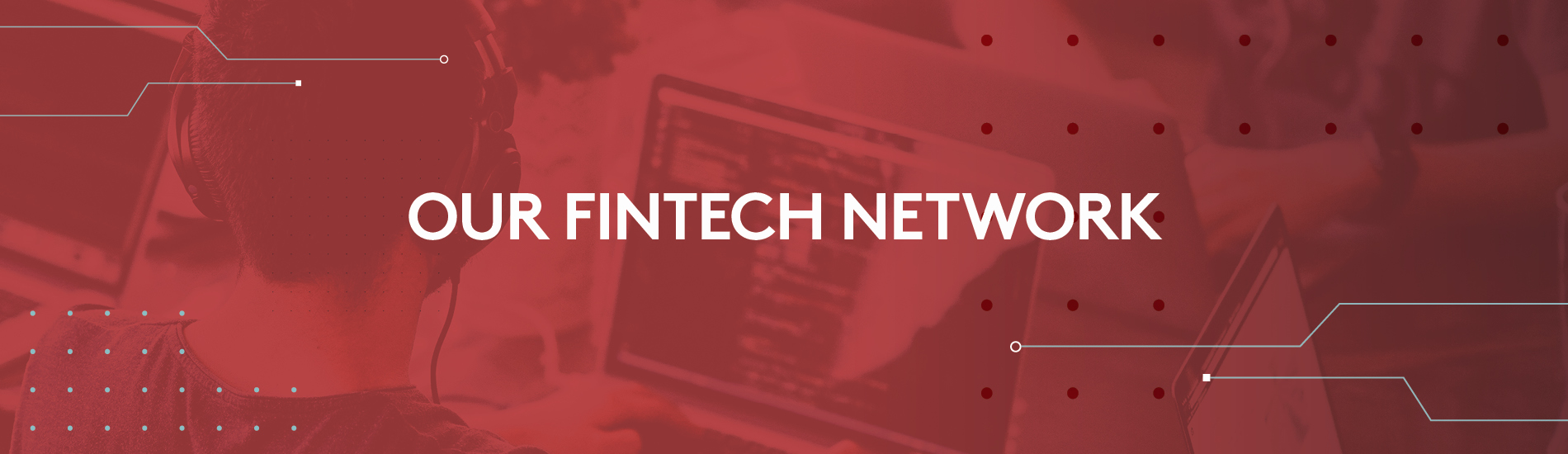 Cornell SC Johnson College Fintech Network Banner Image