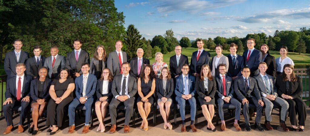 The Roy H. Park Leadership Fellows Program is about extraordinary leadership—ambition as well as humility, passion as well as intellect, and achievement as well as service.