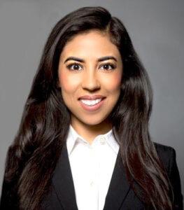 Marlene Reyes, MBA '19