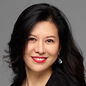 head shot of Ya-Ru Chen