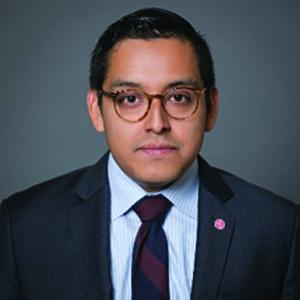 headshot of Glenn Mendez